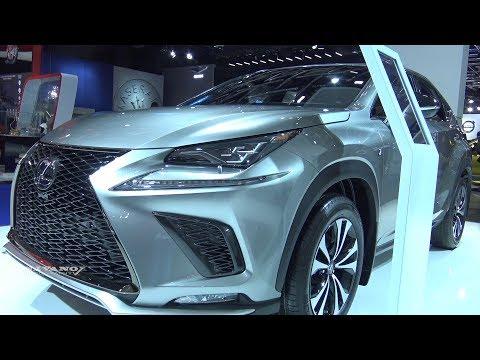 2019 Lexus UX 200 F Sport Exterior And Interior Walka