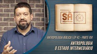 41. Antropologia | O estado intermediário | Parte XVI | Sã Doutrina