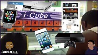 iCube Arcade Game With Apple Watch iPod Touch Xbox One PS4 Major Prizes!