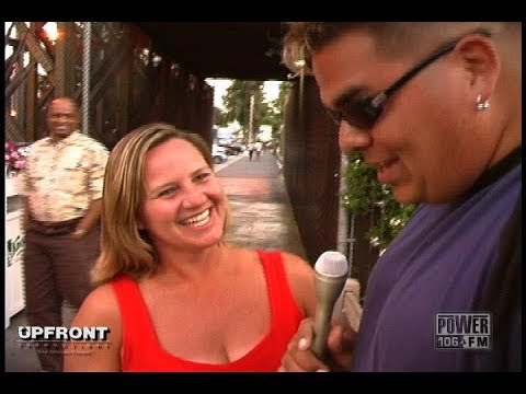 Questions from Man On The Streets (FUNNY) by filmmaker Keith O'Derek