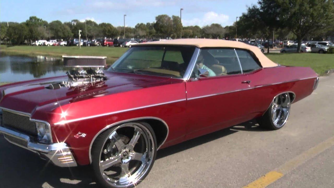 Govdeals 1970 Chevrolet Impala 2 Door Custom Convertible
