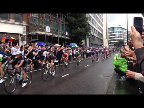 Stage 3 of Tour de France 2014 in London!