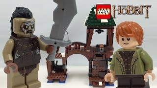 Lego The Hobbit Attack On Lake-town Review 79016