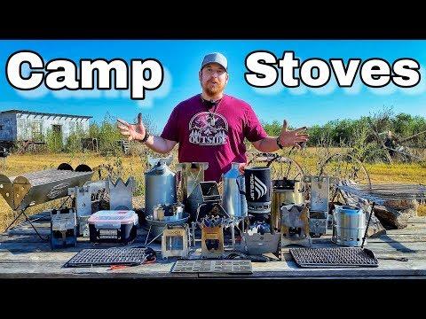 21 Camping Stoves