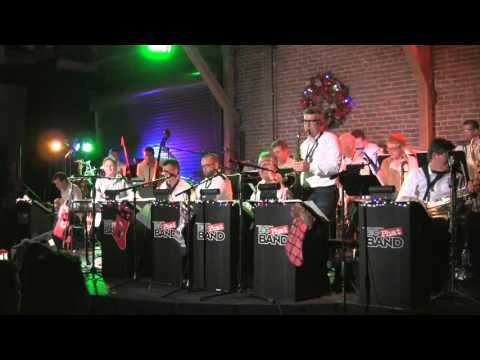 Gordon Goodwins Big Phat Band Performs 'WRAP THIS' at LACM
