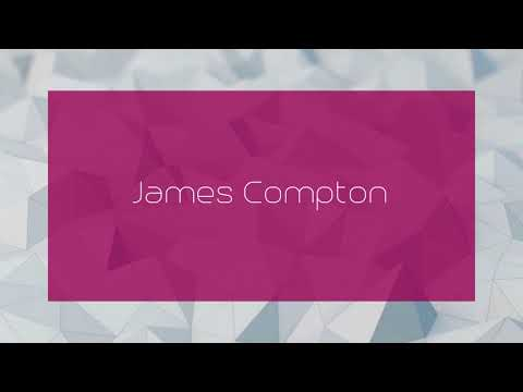 James Compton - appearance