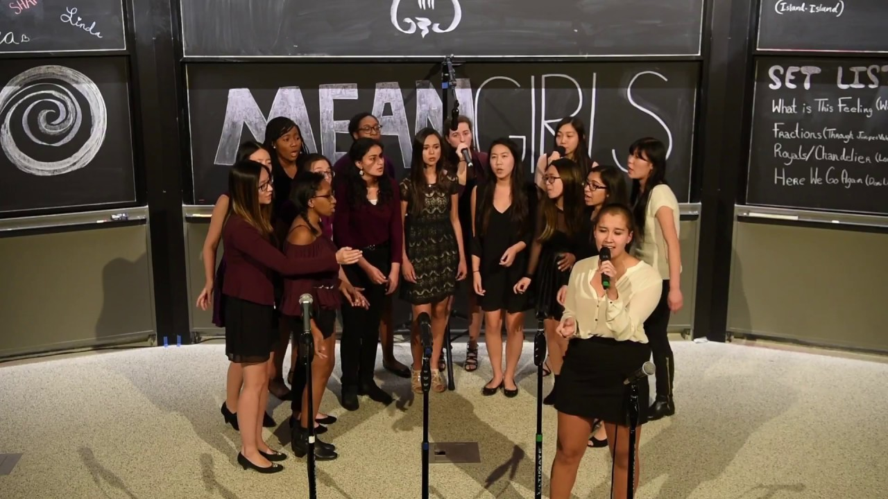 MIT Muses - Royals/Chandelier Mashup (Lorde/Sia) - YouTube