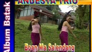 Andesta Trio - Boan Ma Salendang (Official Music Video)