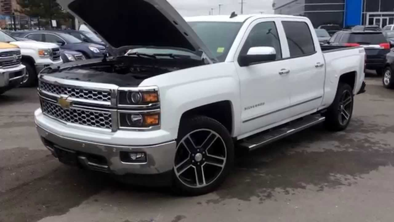 2014 chevrolet silverado 1500 ltz z71 crew cab boyer pickering 140008 youtube. Black Bedroom Furniture Sets. Home Design Ideas