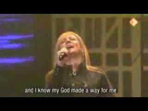 Salvation is here :: Darlene Zschech :: Hillsong :: Gospel
