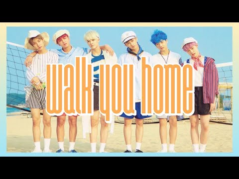 NCT DREAM 엔시티 드림 'Walk You Home' (1 HOUR LOOP)