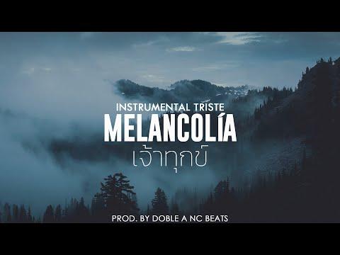 Melancolía – Beat Instrumental Rap Romantico Piano | Base de Rap Hip Hop – Doble A nc Beats