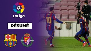 🇪🇸 Résumé - LaLiga : Dembélé héros du Barça !