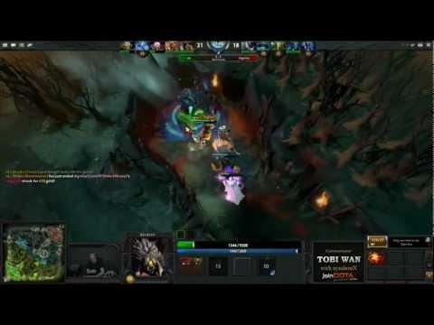 aL vs Team Dignitas TD 11 LB Semi Final Game 3