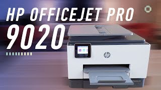 HP OfficeJet Pro 9020 - How fast does it print?