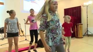 видео Детские лагеря Латвии