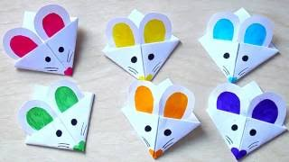 Mice Corner Bookmarks!