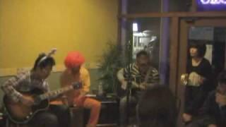 2008年10月31日京都府木津川市S.L.O cafeにて 山弦のカバーです。オクタ...