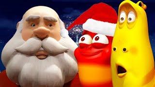 LARVA - THE MAGIC OF CHRISTMAS - CHRISTMAS SPECIAL | Cartoons For Children | LARVA Official