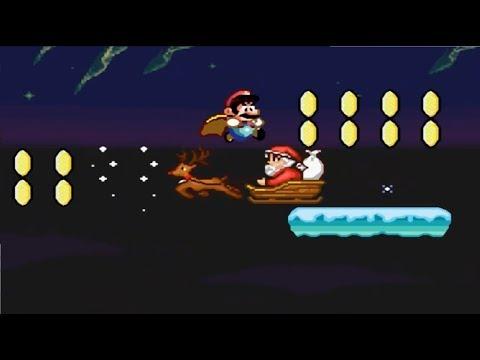 Super Kitiku Mario - Brutal Mario HD 100% EXTRA LEVELS
