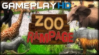 Zoo Rampage Gameplay (PC HD)