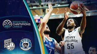 Nizhny Novgorod v Anwil - Highlights - Basketball Champions League 2018-19