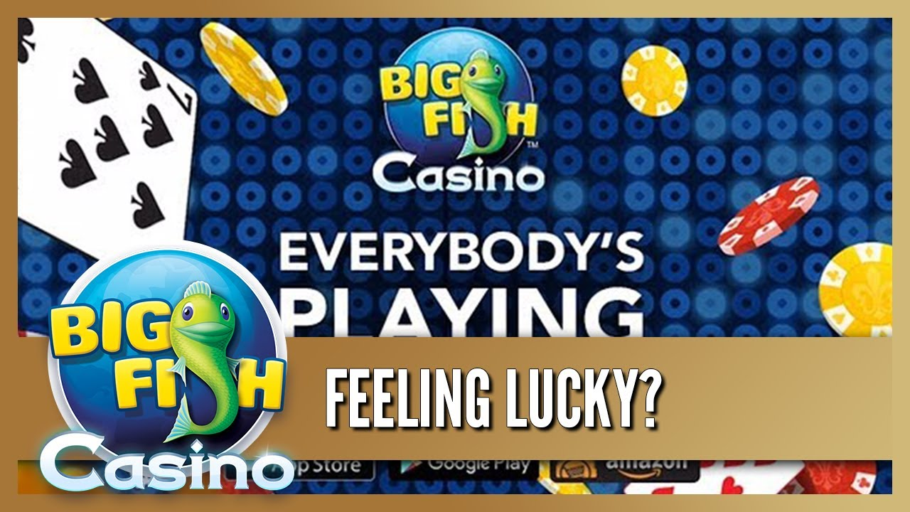 Big fish casino for ios android pc free slots poker for Play big fish casino