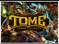 Tome Immortal Arena gameplay review - Browser MOBA (HD)