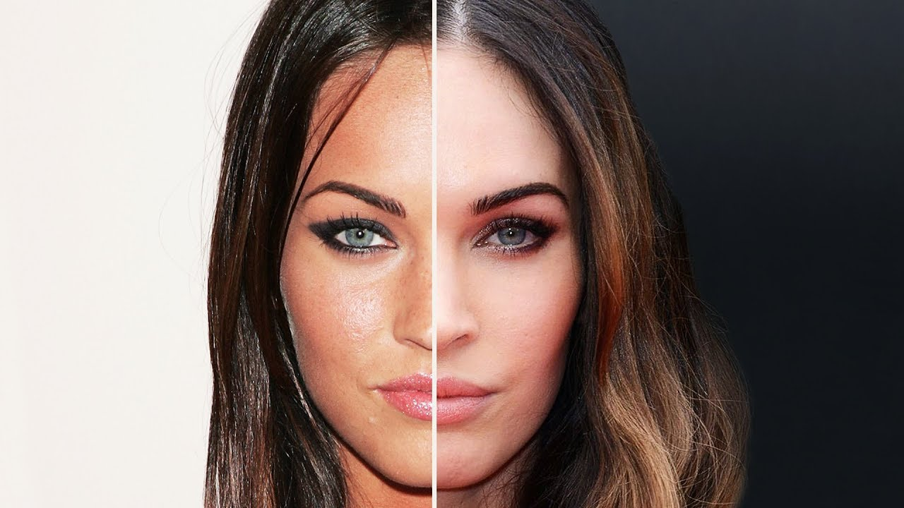 Megan Fox Before And After Plastic Surgery Youtube