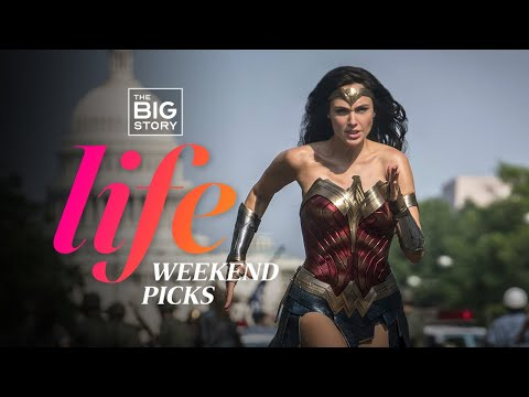 ST gives Wonder Woman 1984 5-star rating | THE BIG STORY thumbnail