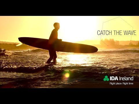 Catch the Wave in Ireland 2017