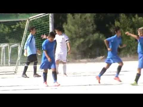 P. Leirosa 15-0 Vinha da Rainha 'B' (Infantis da AF Coimbra 2016-2017)