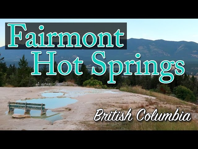 Fairmont Hot Springs British Columbia