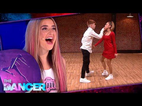 El FEELING de esta pareja de bailarines urbanos conquista a LOLA INDIGO   Audiciones 04   The Dancer