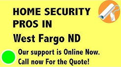 Best Home Security System Companies in West Fargo ND