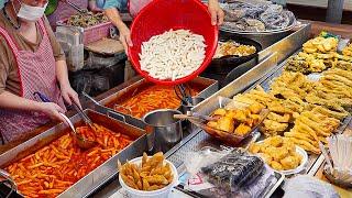 28년 전통! 로컬 단골 많은 서울 영천시장 분식맛집 …
