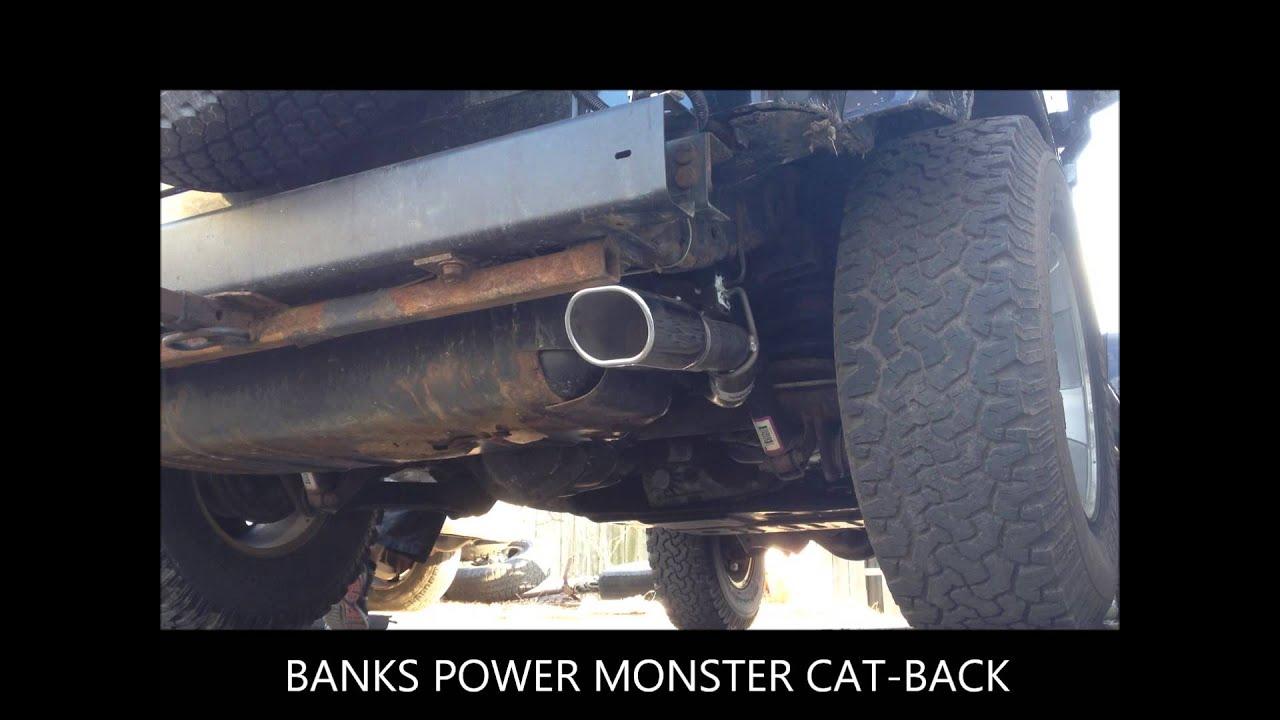 Banks Monster Cat Back Tj