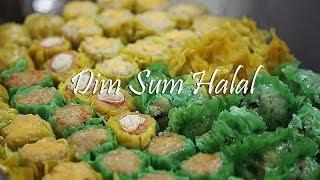 DIM SUM HALAL SABAH 'HOME MADE'