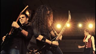 Christmas Metal Songs - Canon Rock (Trans-Siberian Orchestra Cover) - Orion's Reign & Minniva