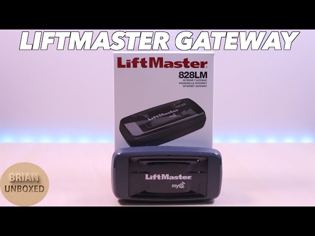 828LM LiftMaster Internet Gateway Liftmaster Chamberlain