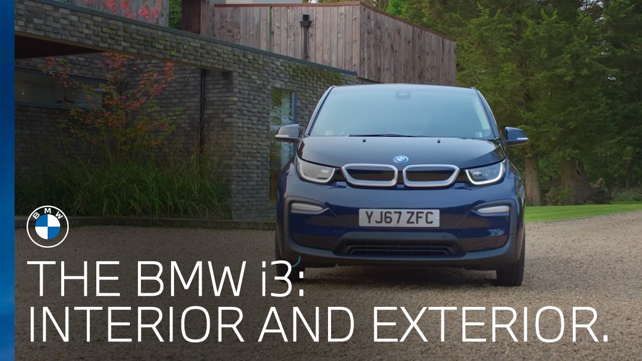 The New Bmw I3 Highlights Of The Interior And Exterior Youtube