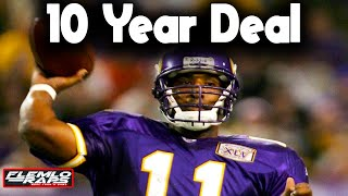 What Happened to The Last 5 NFL QB's Who Signed 10 Year Contracts? (Did Any Of Them Pan Out?)