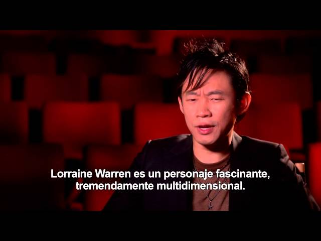 Expediente Warren: The Conjuring - Entrevista James Wan (director) Videos De Viajes