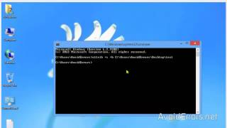 Hide Files or Folders Using Command Prompt