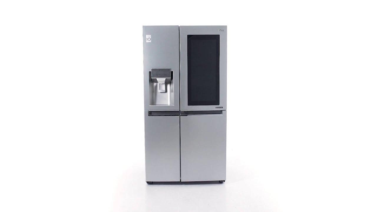 LG GSX960NSAZ InstaView Amerikanerkøleskab