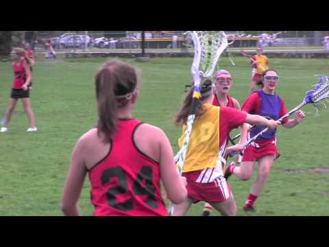 Tyngsboro HS JV Girl's Lacrosse highlight