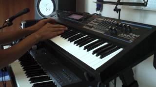 Roland Juno-Gi Synth Demo