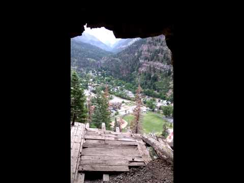 Ouray Colorado mine