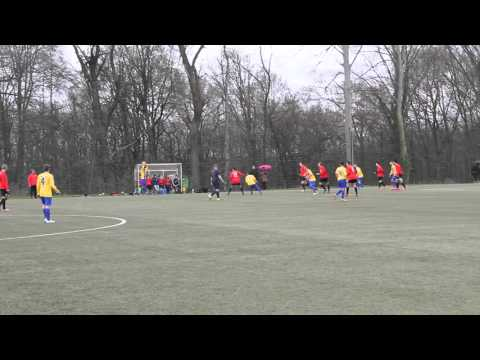 ProSoc College SHOWCASE 2016 / Game vs. Köln West U19 - Part 6 - Second half