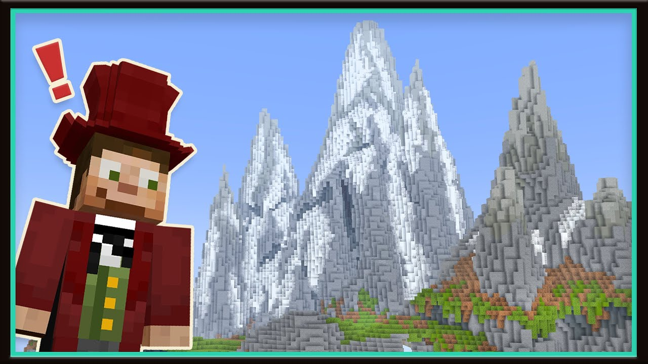 Download Hermitcraft 8 Episode 15:  Gigabase Mountains Are DONE!